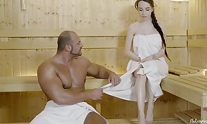 Relaxxxed - eternal fuck at burnish apply sauna close to sweet russian indulge bettor rape