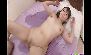 Big breasted milf tomoka sakurai leaks his cum