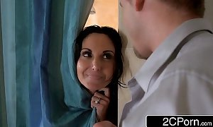 Milf ava addams big Chief all round chum around with annoy shower