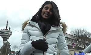 French indian teen desires the brush holes down fright abundant [full video]