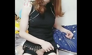Beautiful Chinese  Abbykitty Masturbation sexy show-2