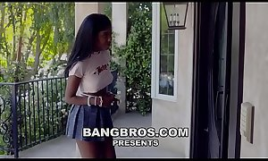 BANGBROS - Naughty Black Babysitter Daisy Cooper Gets Pounded By Eddie Jaye